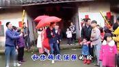 广西玉林陆川农村结婚录像,农村婚礼实拍新娘真的好漂亮