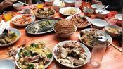 广西玉林:80后媳妇回娘家喝喜酒,吃到家乡的扣肉,觉得值了