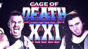 2019.12.14 CZW Cage Of Death XXI - 死亡牢笼赛 Brandon Kirk vs. Jimmy Lloyd