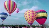 土耳其太远?假期不够?中国江西广昌欢迎您~带你热气球看莲花