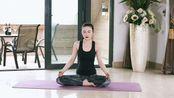经典初级瑜伽教程05:拜日式ab分解