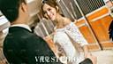北京创意街拍婚纱照V视觉街拍如何