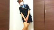 【日本美足小姐姐vlog 1.205】腰部运动【第7天】