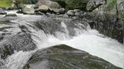 小河淌水,五指山热带雨林