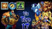 Jumbear Vs Top-17 | Tank..? | 10 Sacred Light | 9 ZD | Holy Conviction