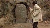 大话西游的石门,为何总跟至尊宝过不去?原来它早认了主