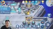 赛尔号星球大战手游:获得卡修斯精元!我的第一只双属性精灵-游戏精选全集-狄克海威Max
