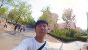 在学校的生活 大学 生活 滨州职业学院