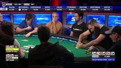 【德州扑克·每天一手牌】】WSOP2019主赛事精彩牌局:方片89极限后门玩法,玩出顺子拿到价值