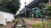【中国铁路】00330 20KM道口通过 ND5 0032+贵阳—北京西25T(疑似Z150 25T)+1节KD25K