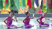 """""""欢动北京""""第八届国际青少年文化艺术交流周《钱鼓声声》广东省佛山市飞羽舞蹈艺术培训中心"""