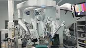 """看""""达芬奇""""机器人如何在患者腹腔""""穿针引线"""""""
