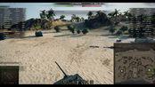 【wot】坦克世界lod解说 白板m-25 一路被队友喷