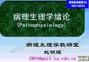 病理生理学37讲 郑州大学 自学全套视频教程第一讲