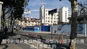 实拍上海市中心静安区大统路,这块要拆迁了,怀念以前繁忙的景象