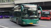 【杭州公交】XML6105J15CN 火车东站至富阳专车 12-7986(原7-7548)
