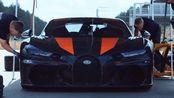 布加迪Chiron新车极速490.48km/h