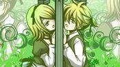 【V家声漫】粘在一起才能冷静的双子【Rin×Len+Miku】