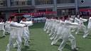 甘肃中医药大学护理学院2015年太极拳方队视频04