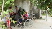 关爱:在广西北海市麻风病康复村,这里生活一群身患麻风病的老人