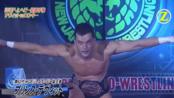 【中文字幕】IWGP Jr.Heavyweight Championship-大卫特王子 vs Lowki