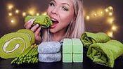 【hunnibee】可食毛巾绉糕、麻袋、卷糕、蜜瓜瓜冰棍、抹茶派对(2020年1月22日3时41分)