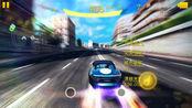 《狂野飙车8:极速凌云》 多人对决 蔚蓝海岸对决反向 Jaguar F-TYPE Project 7