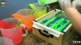 贝瑞绒毛手工皂制作过程实拍