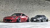 【tomica改造】Nissan Z33