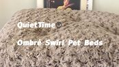 【Pet Bed】油管文青买家评测MidWest美国中西玫瑰绒宠物方垫