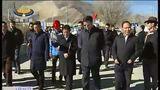 [西藏新闻联播]吴英杰在拉萨市考察援藏项目建设情况时强调 强化质量安全细化工作措施 加快推进援藏项目各项工作