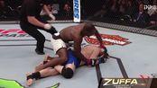 UFC最佳KO:布朗森蛟龙出洞刺拳速胜
