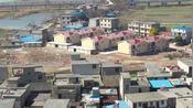 安徽安庆江边,实拍当地农村,看看与城区最近的农村是什么样子的