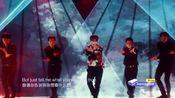 中国音乐公告牌之张艺兴陈立农师徒同框 火箭少女101打歌破不和