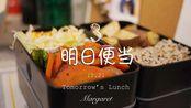【Meg】明日便当.3 | 11.21 今天是培根炒胡萝卜&玉子烧便当,玉子烧果然是便当绝配!