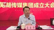[安徽新闻联播]芜湖传媒集团成立