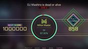 Cytus ll-DJ Mashiro is dead or alive(放过大拇指吧)