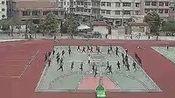 TY11弯道跑  贵州省中小学优秀体育课 王明洪     全国中小学体育优质课评比暨观摩—在线播放—优酷网,视频高清在线观看
