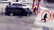 """警方公布枪手视频!美国一帮派""""大哥""""遭暗杀 或引发大规模团战"""