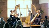 Chicago Harp Quartet- Spanish Dance No. 1 from La Vida Breve_Manuel de Falla