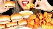 【moxie beast】助眠滑块、布法罗鸡肉、卷曲薯条和奶酪酱*不要说话(2020年1月24日4时1分)