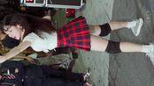 【韩国女团】【街头公演】191004_chloris_jinny珍妮,漂亮小姐姐呀!很美!_4k_60p_1080p超高清 (5)
