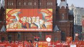 苏联1988年十月革命节阅兵细节+具体完整版(新闻纪录片)