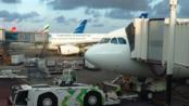 【YouTube】印度尼西亚鹰航空 空客A330-300 商务舱飞行报告(雅加达 - 登巴萨)