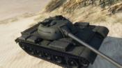 【绯色的坦克世界】消防大队长---T54轻型