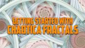 Chaotica入门教程——制作漂亮的分形图案!