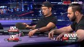 德州扑克:2020深夜扑克高额常规桌 Day1 08