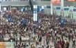 宁铁发送旅客473.6万人次 单日客流创历史新高