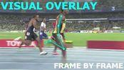 世界级短跑运动员约汉·布莱克
