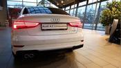 2020 Audi A3 Limousine .0 TFSI 190马力 静态展示